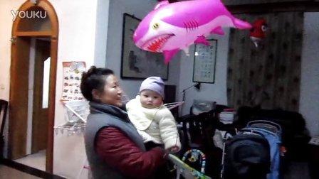 2013-01-25 江明灏打预防针回家后 1