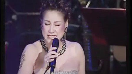 甄妮04年台北演唱会花絮