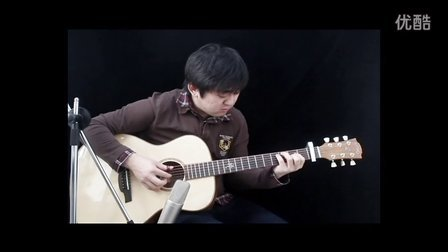 齐秦 外面的世界 吉他指弹
