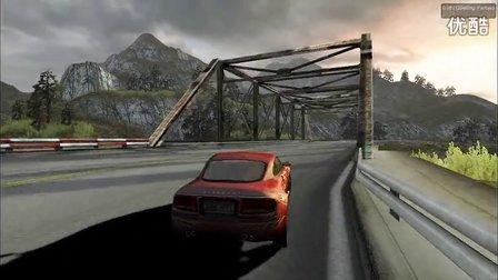 web3D汽车驾驶模拟体验二