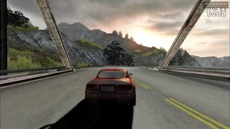 web3D汽车驾驶模拟体验一