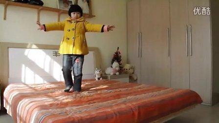 儿童舞蹈视频甩葱歌
