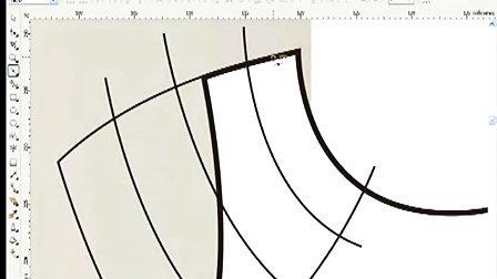 Coreldraw绘制款式图(服装设计教程)