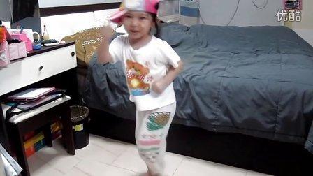 T.M.A.D-Amberlyn dancing SNSD's  I Got A Boy