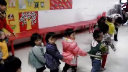 然儿在金太阳幼儿园难得的视频