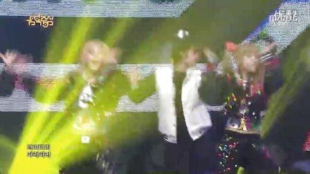 TINY-G - MINIMANIMO(130126 MBC Music Core)