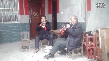 广元元坝迎亲唢呐1
