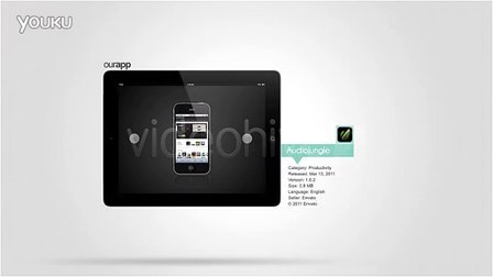 VideoHive:Ifolio-Portfolio-After-Effects-Template_2067007