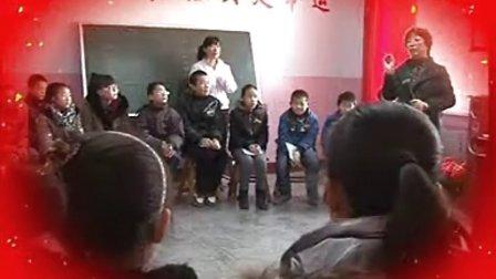 吴忠市金话筒少儿主持人培训学校向全国人民拜年