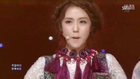 2YOON - 24-7(130127 SBS Inkigayo).720p