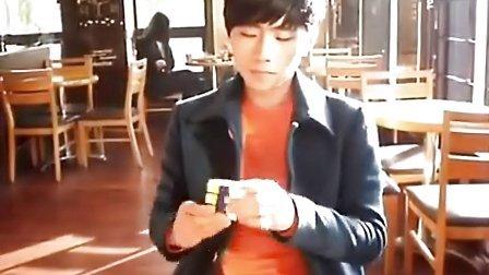 HA WON-KEUN - Rubik's Cube World Records!!