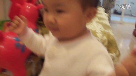 1岁宝宝跳江南
