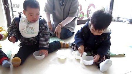 精婴早期教育中心——A班蒙氏操作