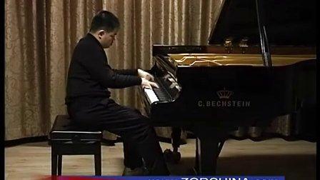 李斯特帕格尼尼练习曲第一条 来家俊演奏
