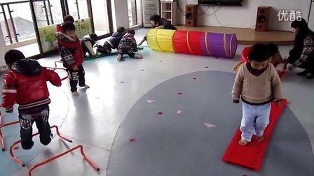 精婴早期教育中心——B班感统训练