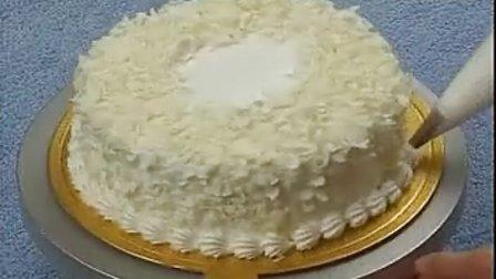 艺术裱花蛋糕制作(六)_标清