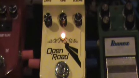 Carvin Belair with Visual Sound's Open Road