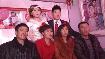王志远李雪结婚视频2