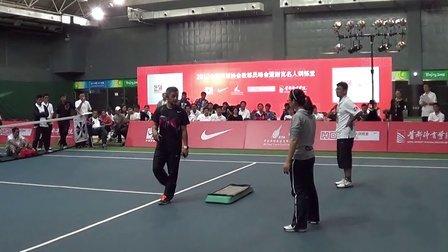 网球节奏训练