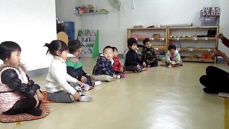 精婴早期教育中心——C班闪卡训练