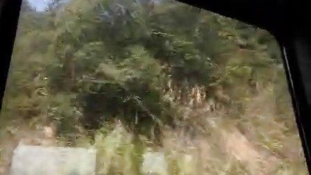 2013春运 K446 火车景色