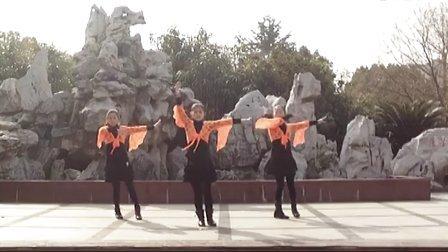 水口鳯玲广场舞光阴的故事応子老师口令