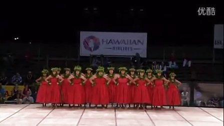 夏威夷舞 Hawaiian Hula Wahine Kahiko: Halau Hula O Hokulani