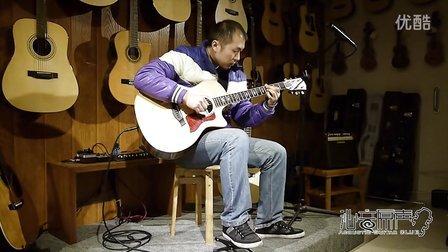 沁音原声吉他新店开业聚会视频2,琴友演奏