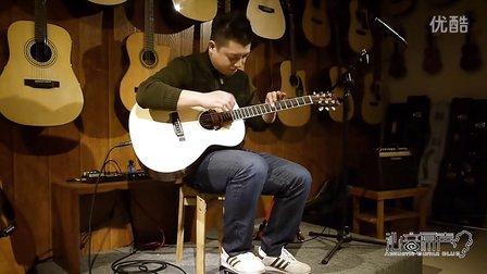 沁音原声吉他新店开业聚会视频5,琴友倪梓皓翻弹中川彩虹猎人