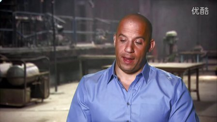 Vin Diesel _Fast Five_ Interview