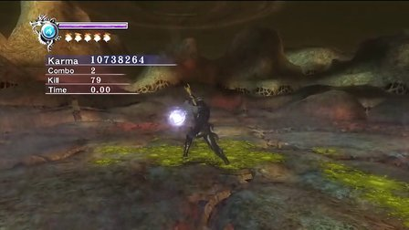 PS3 忍龙∑【HDAR难度】流程第18章视频