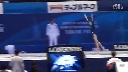 Viktoria Komova VT-3 PT Worlds 2011 Tokyo