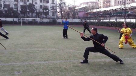 胡秋忠老师教少林36棍1~2段