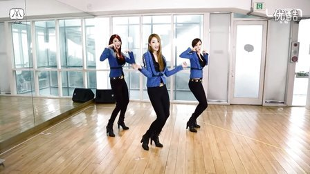 【MV】Nine Muses - Let's Dance(Dance Teaching Ver舞蹈教学.)