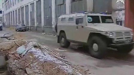 俄罗斯 GAZ-2975 虎式越野车俄语纪录片