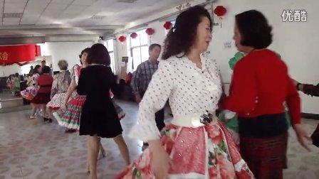 2013.02.02北京新春方塊舞舞會(2) Billlu2008