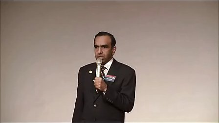 Toastmasters国际董事演讲 Balraj, International Director