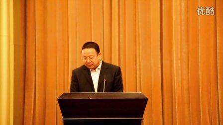 2012年哈工大山东校友会刘伯哲会长讲话1