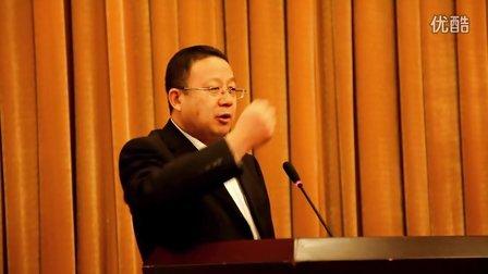 2012年哈工大山东校友会刘伯哲会长讲话4