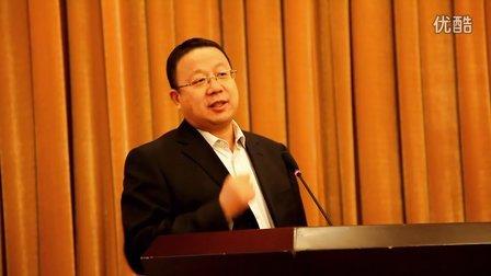 2012年哈工大山东校友会刘伯哲会长讲话3
