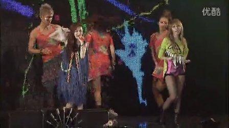 2012 2NE1 Global Tour Disk 2 - Go Away - Multi Angle - CL