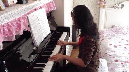 钢琴曲《我的歌声里》_tan8.com