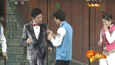 刘大成上春晚斗歌石头 6