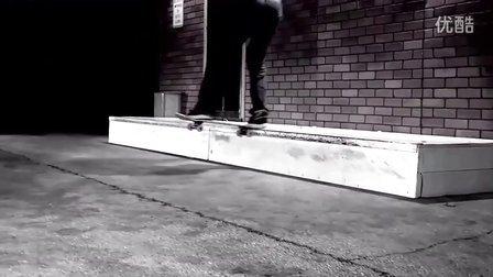 CRAZY LEDGE TRICKS !! Matt Larson FROM USER skater74life
