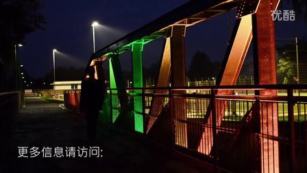 桥梁灯光设计艺术