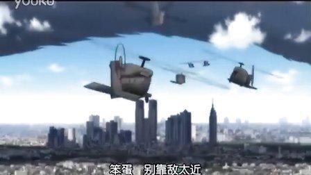 keroro军曹 剧场版4预告 09年春播出