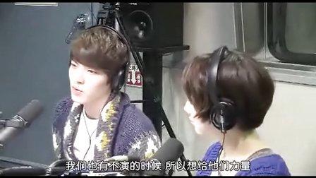 [中字]130208 Boom的Young Street电台-金宇彬 刘孝英