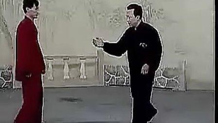 李俊义八极拳六大开之06抱劲