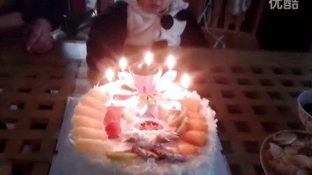 宝宝周岁生日蛋糕