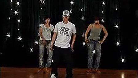 街舞快速入门Hip-Hop:步伐基础练习 教学视频